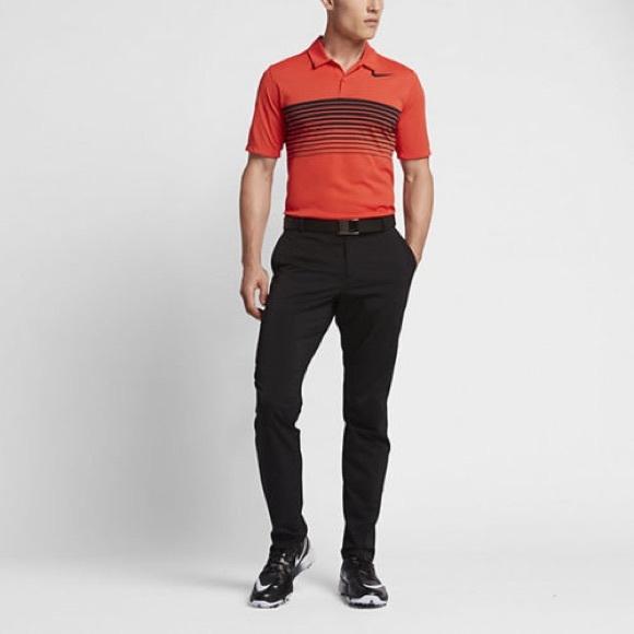 c8b87c201e Nike Shirts   Mens Dri Fit Mobility Speed Stripe Golf Polo   Poshmark